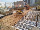ЖК Космолет - ход строительства, фото 38, Июнь 2020
