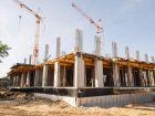 Жилой дом Кислород - ход строительства, фото 114, Июль 2020