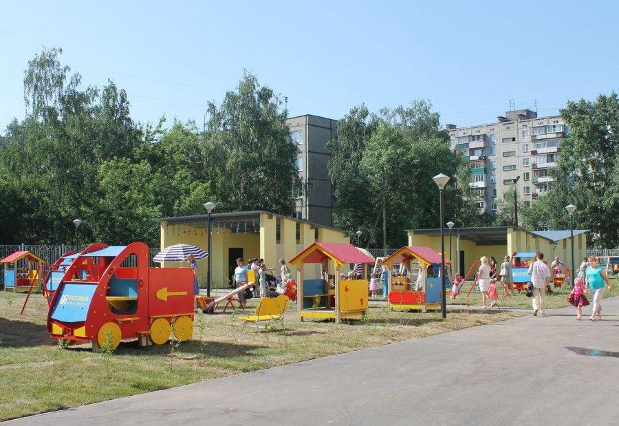 Свыше 620 миллионов рублей пустят на строительство трех нижегородских детсадов - фото 1