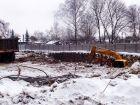 ЖК Пушкин - ход строительства, фото 123, Январь 2019