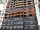 Ход строительства дома № 2 в ЖК Аврора - фото 30, Ноябрь 2019