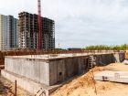Ход строительства дома № 21 в ЖК КМ Анкудиновский парк - фото 8, Июнь 2021