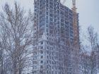 ЖК На Высоте - ход строительства, фото 104, Декабрь 2020