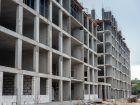 Ход строительства дома № 2 в ЖК Заречье - фото 6, Август 2021