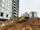 ЖК Орбита - ход строительства, фото 59, Ноябрь 2020
