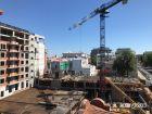 Ход строительства дома на Минина, 6 в ЖК Георгиевский - фото 5, Июнь 2021