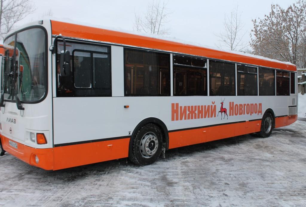 Движение автобусов по маршруту А-58 можно отследить в интернете