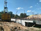 ЖК Каскад на Ленина - ход строительства, фото 669, Август 2018