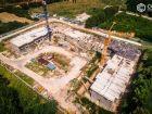 ЖК Открытие - ход строительства, фото 82, Июнь 2019
