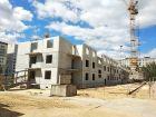 Ход строительства дома № 4 в ЖК Мончегория - фото 11, Июль 2018