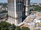 Ход строительства дома Литер 1 в ЖК Звезда Столицы - фото 60, Май 2019
