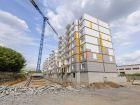 ЖД Жемчужный - ход строительства, фото 9, Август 2021