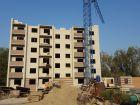 Ход строительства дома Секция 3 в ЖК Сиреневый квартал - фото 50, Сентябрь 2019