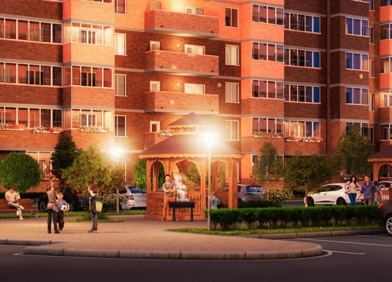 Фруктовый квартал Абрикосово - фото 7
