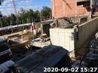 ЖК Волна - ход строительства, фото 36, Сентябрь 2020