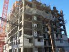 Ход строительства дома № 2 в ЖК Красная поляна - фото 54, Февраль 2016