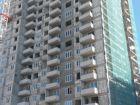 Ход строительства дома № 2 в ЖК Высоково - фото 17, Апрель 2016