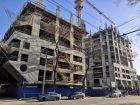 ЖК Островский - ход строительства, фото 36, Апрель 2020