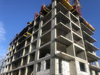 Ход строительства дома № 2 в ЖК Подкова на Родионова - фото 53, Ноябрь 2020