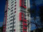 Жилой дом: ул. Краснозвездная д. 2 - ход строительства, фото 7, Октябрь 2015