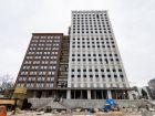 Комплекс апартаментов KM TOWER PLAZA (КМ ТАУЭР ПЛАЗА) - ход строительства, фото 26, Январь 2021