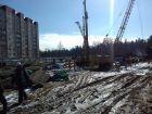 ЖК Эверест - ход строительства, фото 27, Март 2021