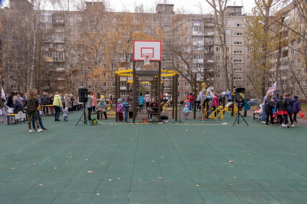 В Нижнем Новгороде занятия спортом становятся доступнее для всех возрастов