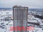 Ход строительства дома № 6 в ЖК Красная поляна - фото 39, Декабрь 2017