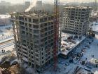 Ход строительства дома № 1 первый пусковой комплекс в ЖК Маяковский Парк - фото 43, Февраль 2021