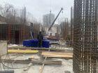 ЖК Гранд Панорама - ход строительства, фото 19, Март 2021