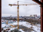 Ход строительства дома № 2 в ЖК Книги - фото 28, Январь 2021