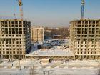 Ход строительства дома № 1 первый пусковой комплекс в ЖК Маяковский Парк - фото 45, Февраль 2021