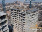 Ход строительства дома Литер 1 в ЖК Звезда Столицы - фото 72, Март 2019