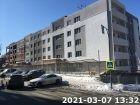 ЖК Волна - ход строительства, фото 4, Март 2021