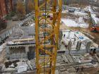 Ход строительства дома № 3 в ЖК Солнечный - фото 78, Ноябрь 2016