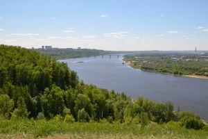Виталию Мутко представили концепцию развития парка «Швейцария» в Нижнем Новгороде
