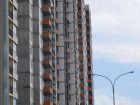 Ход строительства дома № 1 корпус 1 в ЖК Жюль Верн - фото 38, Июль 2018