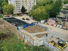 Ход строительства дома № 1 второй пусковой комплекс в ЖК Маяковский Парк - фото 6, Сентябрь 2021