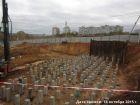 Ход строительства дома № 8 в ЖК Красная поляна - фото 165, Октябрь 2015