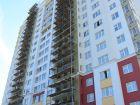 Ход строительства дома № 6 в ЖК Планетарий - фото 11, Июль 2016
