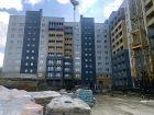 Ход строительства дома № 1 в ЖК Удачный 2 - фото 20, Июнь 2020
