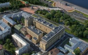 Жилой комплекс (ЖК) «Георгиевский» в Нижнем Новгороде