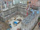 ЖК Сказка - ход строительства, фото 29, Март 2020