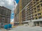 Ход строительства дома Литер 1 в ЖК Первый - фото 114, Апрель 2018