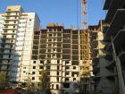 Ход строительства дома № 12 в ЖК На Победной - фото 18, Октябрь 2014