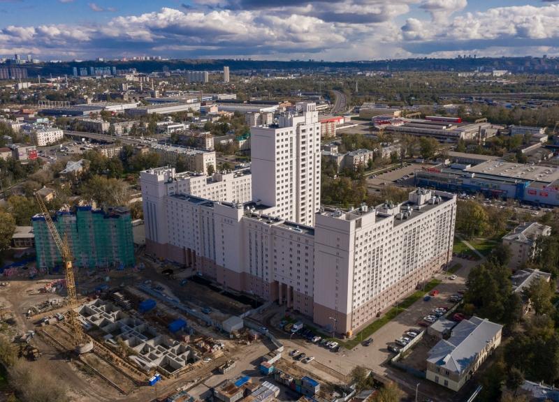ЖК Москва Град - фото 7