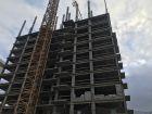 ЖК Горизонт - ход строительства, фото 40, Ноябрь 2020
