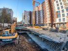 ЖК Каскад - ход строительства, фото 21, Ноябрь 2016