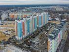 Ход строительства дома № 10 в ЖК Корабли - фото 7, Декабрь 2019