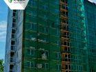 Ход строительства дома № 1 в ЖК Клевер - фото 49, Июнь 2019
